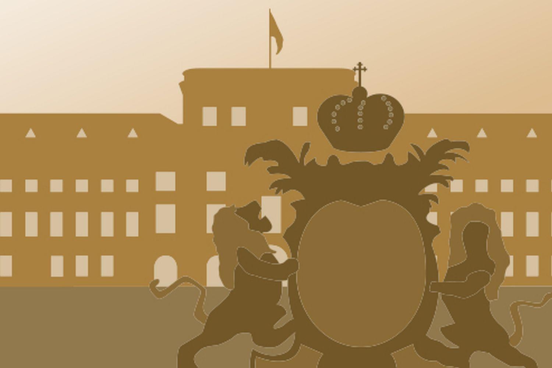 Symbol für Standardführungen im Barockschloss Mannheim