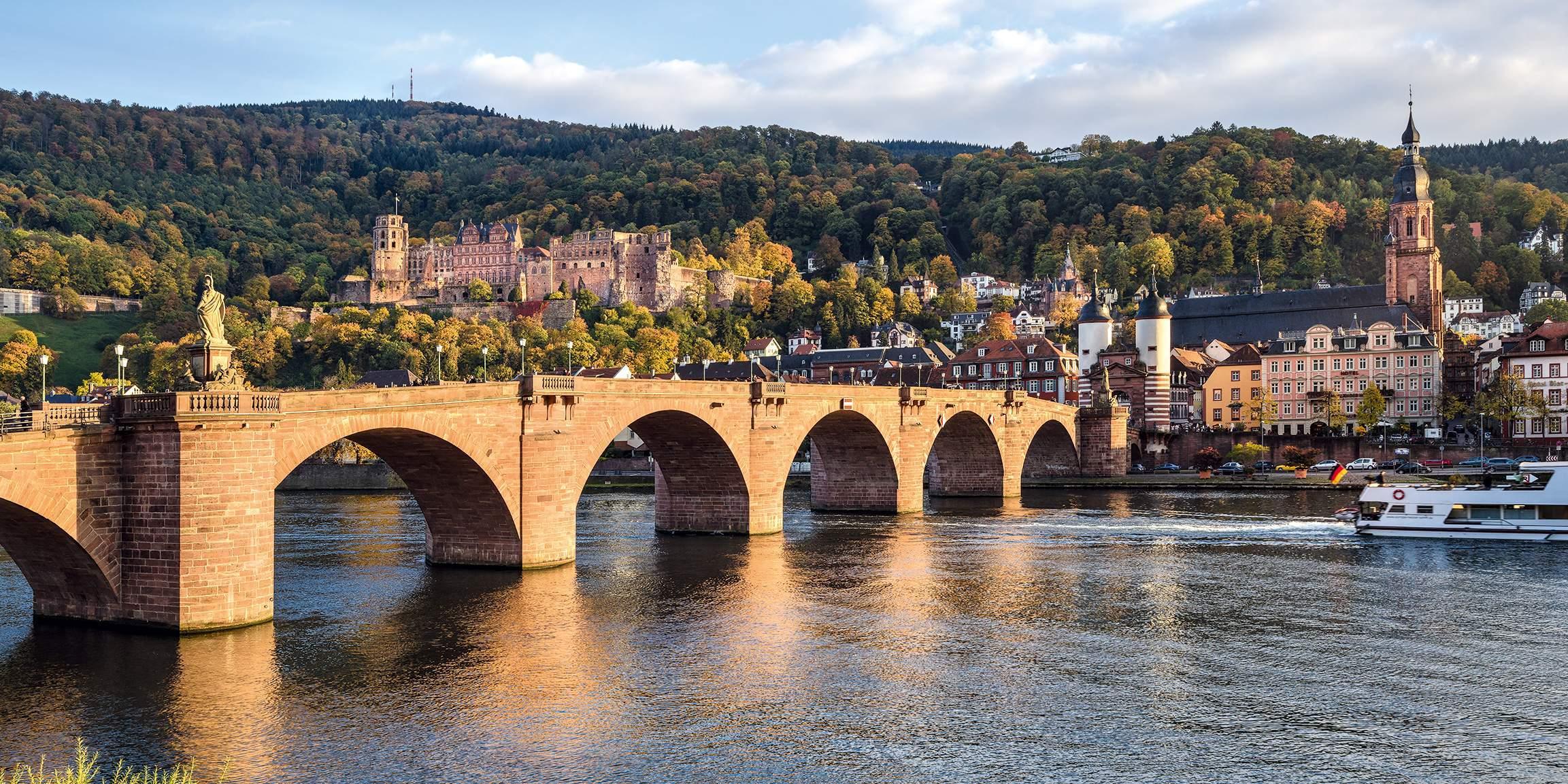 Ansicht von Schloss Heidelberg; Foto: Staatliche Schlösser und Gärten Baden-Württemberg, Günther Bayerl