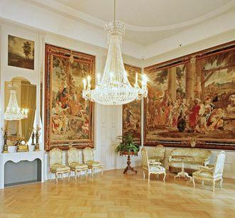 Grand Cabinet au château de Mannheim