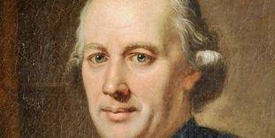 Portrait of Johann Jakob Hemmer