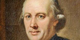 Porträt von Johann Jakob Hemmer