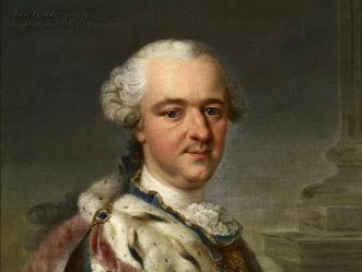 Bildnis von Kurfürst Carl Theodor von der Pfalz, Mitte des 18. Jahrhunderts