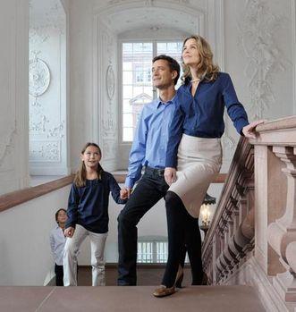Visitors at Mannheim Baroque Palace
