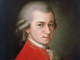 Wolfgang Amadeus Mozart (1756‒1791), Portrait von Barbara Krafft, 1819