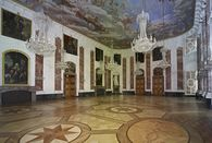 The Knights' Hall in Mannheim Baroque Palace